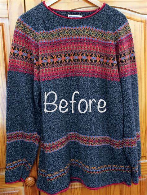 how to upcycle sweaters upcycled winter sweater dress ehow crafts ehow