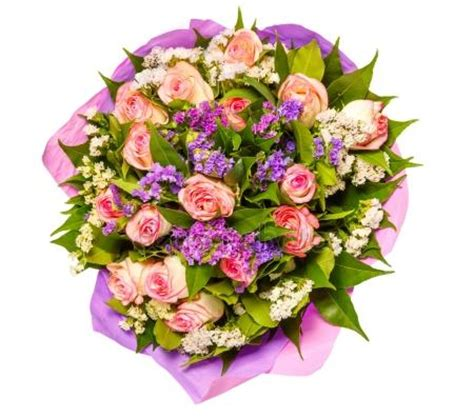 mazzi fiori compleanno mazzi di fiori per compleanno san valentino foto stock