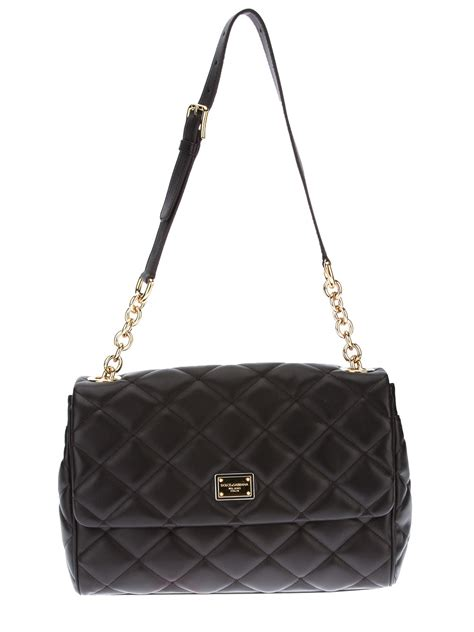Dolce And Gabbana Quilted Leather Purse by Dolce Gabbana S Quilted Leather Shoulder Bag Www