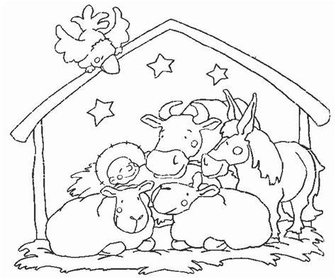 imagenes de navidad para colorear nacimientos colorear pesebre nacimient bel 233 n