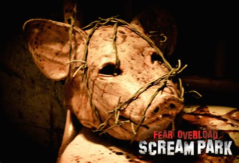 haunted house san leandro fear overload scream park san francisco bay area haunted houses