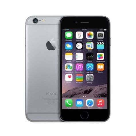 Iphone6 64gb Global Zpa apple iphone 6 64gb refurbished kopen mobiel nl