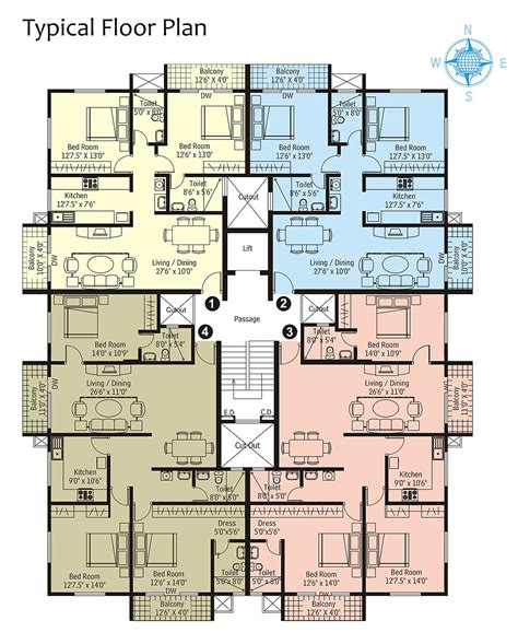 floor plan for welcome to premier builders