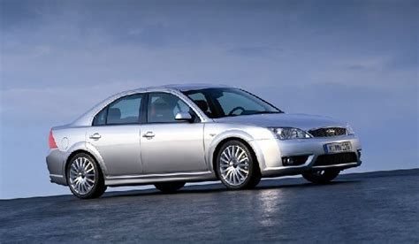 ford mondeo st sport car technical specifications  performance