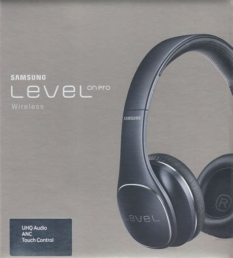 samsung level on wireless pro eo pn920 bluetooth headset kopfh 246 rer schwarz black ebay