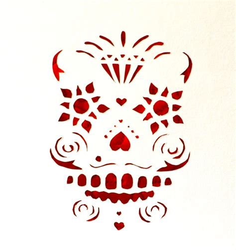 day of the dead pumpkin template best photos of day of the dead skull stencil day of the