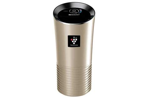 Sharp Air Purifier Portable sharp launches portable car air purifier ig gc2 with plasmacluster technology nrinews24x7