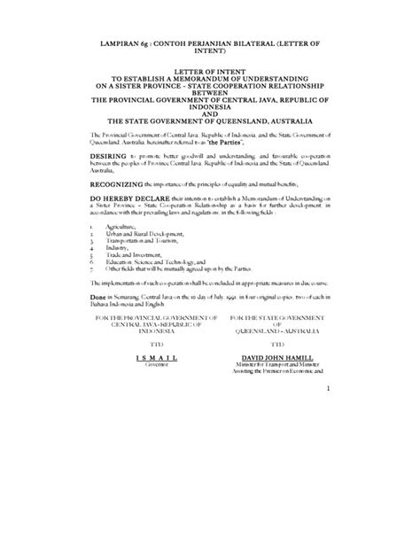 Format Letter Of Intent Dalam Bahasa Indonesia sle resume office staff expository essay