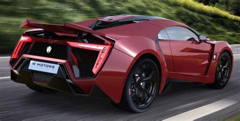 New Der One Way 4 Warna fast n furious 7 w motors lykan hypersport cars