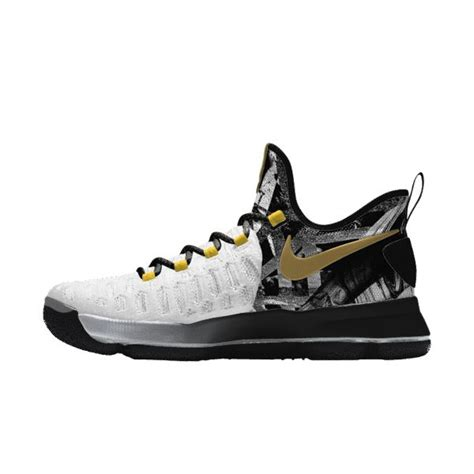 kd black shoes yellow black womens nike kd 10 shoes