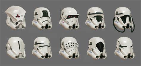 design helmet trooper artstation stormtrooper s helmet designs hung bui