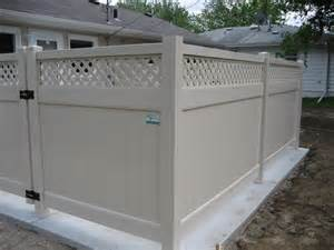 Fence For Patio by Privacy Fences Acreage Fences