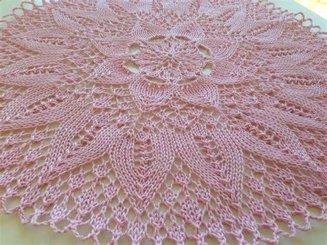 doily knitting patterns doily yarnosophy