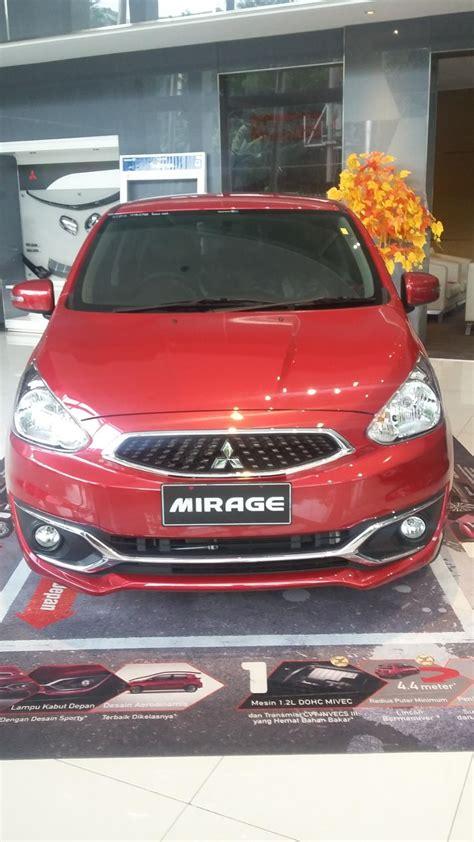 Kaca Spion Asli Mitsubishi Mirage Berkualitas new mirage exceed dp 14 5juta mobilbekas