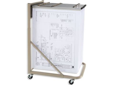 blue print rack mobile blueprint storage rack myl 329h flat file