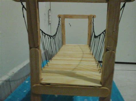imagenes de puentes hechos de palitos puente ecol imagenes de puentes de palitos pictures to pin on pinsdaddy
