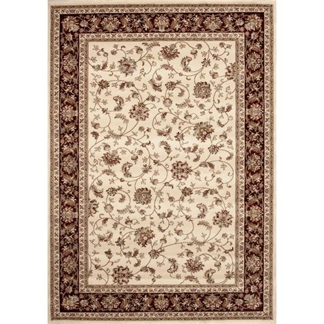world rug world rug gallery manor house ivory isphahan 7 ft 10 in x 10 ft 2 in area rug 7864 the
