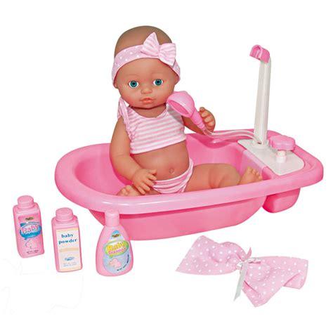 jouet baignoire pour bebe poupon baignoire de bebe