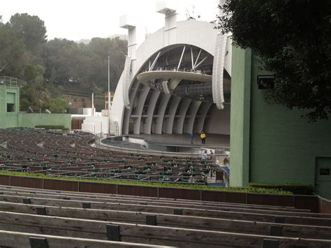 hollywood bowl section f2 section e and the obstructed view hollywood bowl