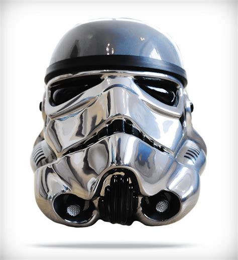 stormtrooper helmet design game famous artists reinvent stormtrooper helmets for london