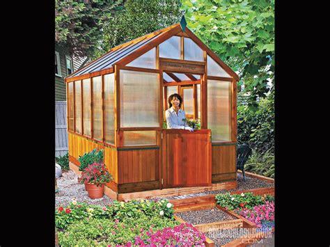 diy backyard greenhouse 3 d i y backyard greenhouses