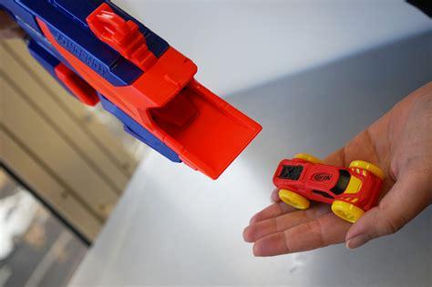 nerf car nerf blasters are launching foam cars now gizmodo australia