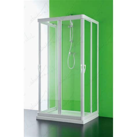 box doccia tre lati cristallo dueang box doccia tre lati scorrevoli cristallo trasparente