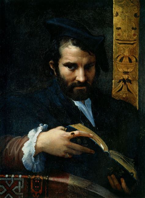 libro portraits 1530 parmigianino ritratto di uomo con libro portrait of a man with a book renaissance