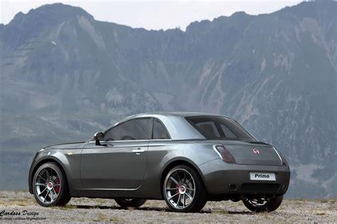 fiat roadster fiat primo roadster sport car