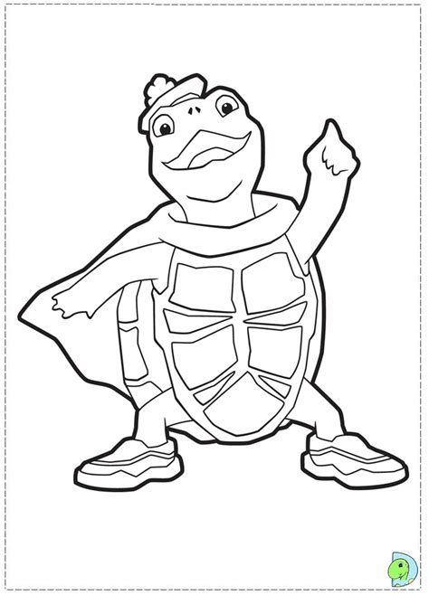 coloring pages wonder pets wonder pets coloring page az coloring pages