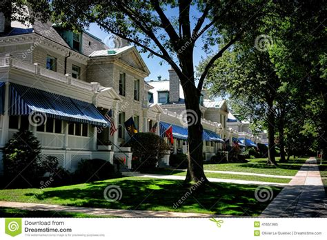 app academy housing united states naval academy housing in annapolis md stock photo image 41651985