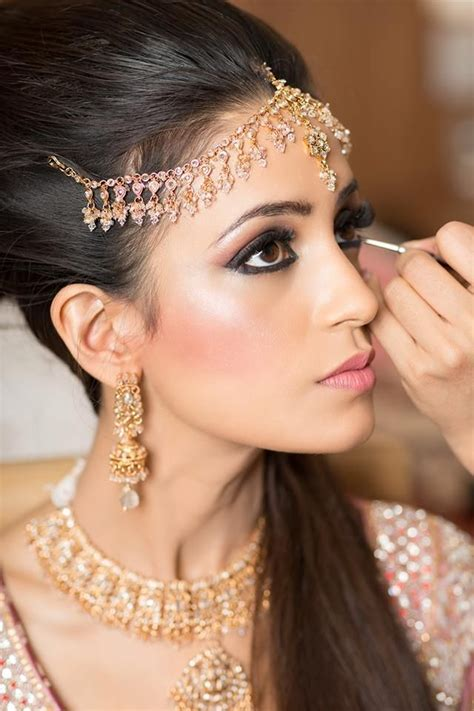 25  best ideas about Indian Bridal Makeup on Pinterest