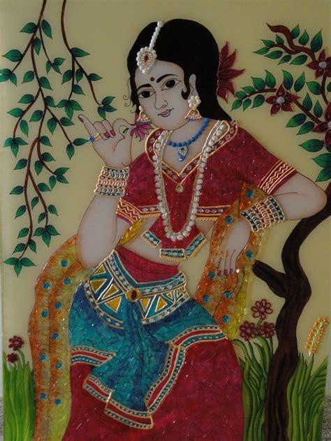 glass painting for wall hanging glass painting designs for wall hanging images