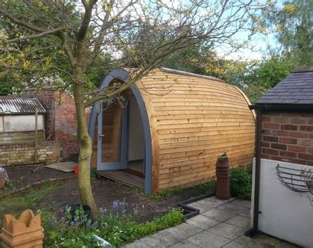 garden office manufacturer extra rooms