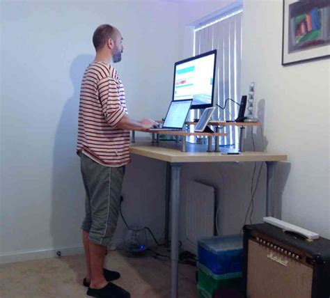 ikea standing desk hack ikea standing desk hack decor ideasdecor ideas