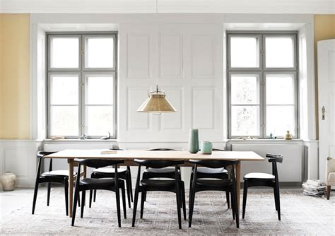 Corner Dining Table Corner the captivating danish home of carl hansen amp s 248 n s ceo
