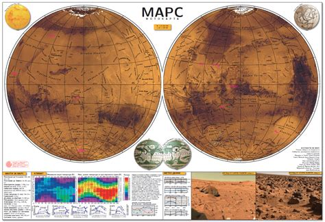 mars map maps of mars in bulgarian language ica commission on planetary cartography