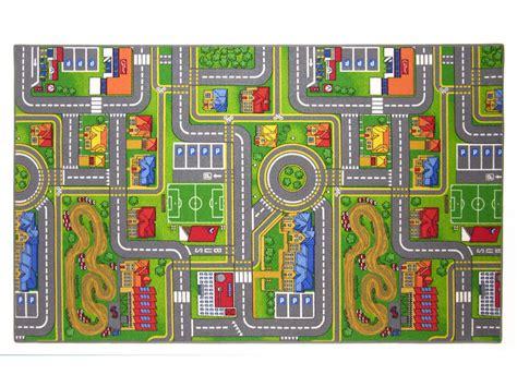 tapis en solde 357 tapis enfant 100x165 cm playcity vente de tapis enfant