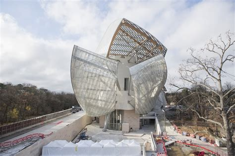 Fondation Vuitton by Louis Vuitton Foundation Opens October 20 To Style