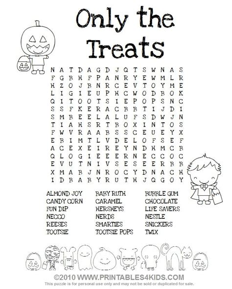 printable word searches for junior high halloween word search for middle school hard printable