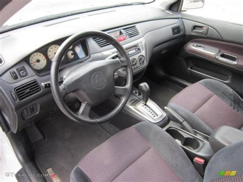 2004 mitsubishi lancer interior black interior 2004 mitsubishi lancer ralliart photo