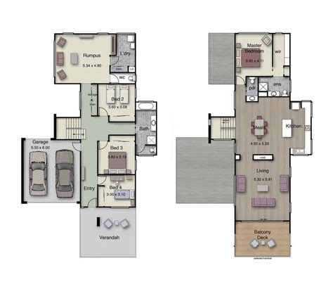 upside down living house plans upside down home plans