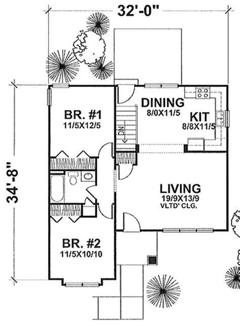 several small houses plan ideas for family house
