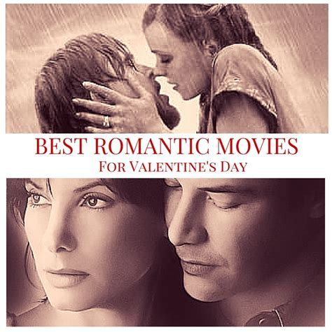 The 10 Most Romantic Movies   From a Man's Perspective