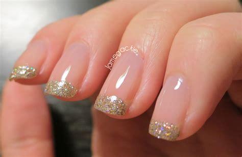 nail art glitter tips tutorial welcome to memespp com