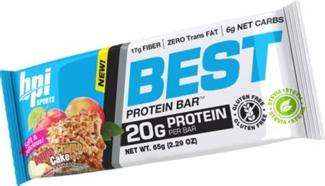 top protein bar bpi sports best protein bars at bodybuilding com best