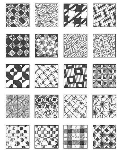 zentangle pattern reference 1000 images about tangle pattern reference sheets on
