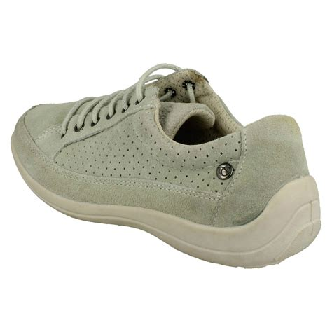 free step slippers free step casual shoes crocus lace up ebay