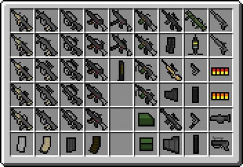 theme mod list download it minecraft guns mod download for 1 8 and 1 8