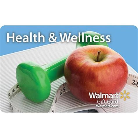 Return Walmart Gift Card For Cash - health wellness walmart gift card walmart com